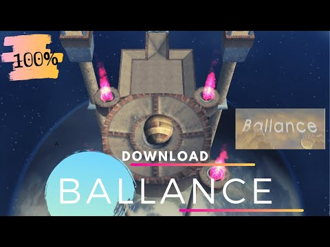 How To Download And Install Ballance Game