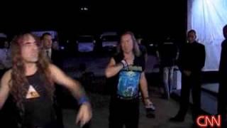 CNN Revealed: Iron Maiden 2008 part 3