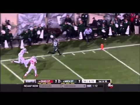 2014 MSU Football - Supercut of every touchdown