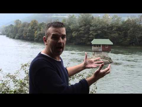 River House on the Drina