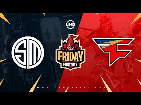 TSM Vs FaZe Clan | Friday Fortnite Week 6 | Losers Round 5