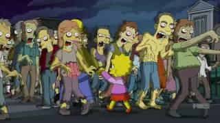 Симпсоны  Ходячи МЕРТВЕЦИ  Апокалипсис