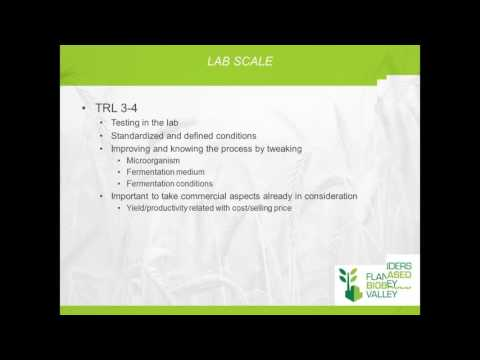 CommBeBiz Webinar   Technology Readiness Levels -  What does this mean in the bioeconomy