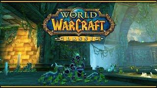 WoW Classic. Стрим 23. 52 уровень. Как насчет Sunken Temple?