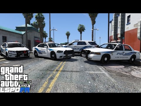 Gta 5 Lspdfr 0 3 1 Police Mod 120 | New Car Pack | Los