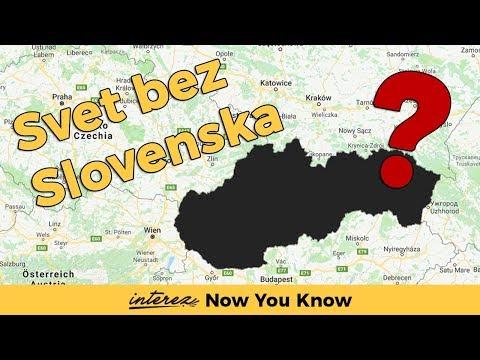 Ako by vyzeral svet, keby SLOVENSKO NEEXISTOVALO?