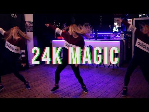 Bruno Mars - 24K Magic // Choreography By...