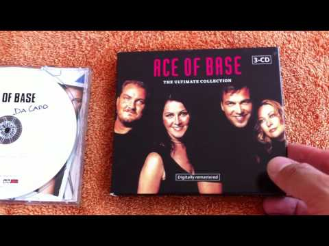 Ace Of Base - 3 Cd's