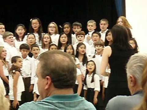 Katy's concert Northvale School