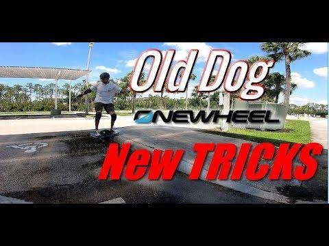 Old Dog - New Tricks - One Wheel XR