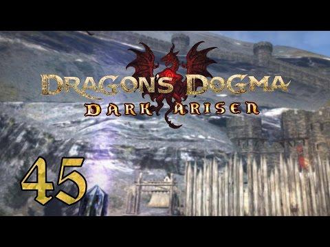 Dragon's Dogma: Dark Arisen PC - 45 - Fathom Deep, Into the Everfall, Chamber of Confusion