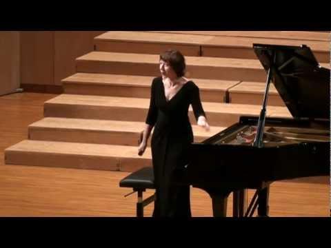 Bach - French Suite No.2 in c minor BWV 813 - Kuschnerova