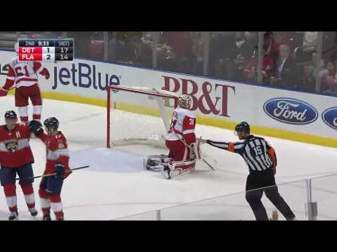 Detroit Red Wings vs Florida Panthers | December 23, 2016 | Full Game Highlights | NHL 2016/17