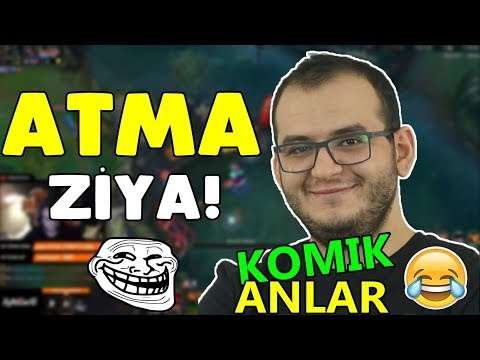 ATMA ZİYA !!! | THEOKOLES KOMİK ANLAR #64