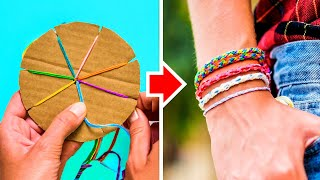 SIMPLE RECIPES TO MAKE BRACELETS FOR A PERFECT SUMMER LOOK! 34 Ideas for friendship bracelets