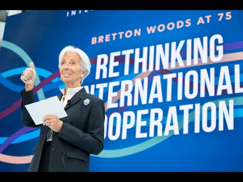The IMF's Christine Lagarde on the Age of Ingenuity