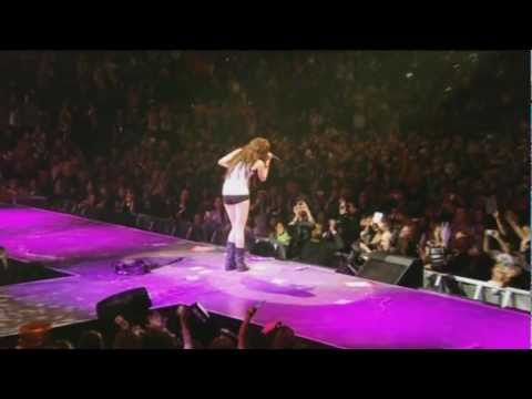 [DVD] Miley Cyrus - The Climb - Live at The O2 Arena HD [1080p]