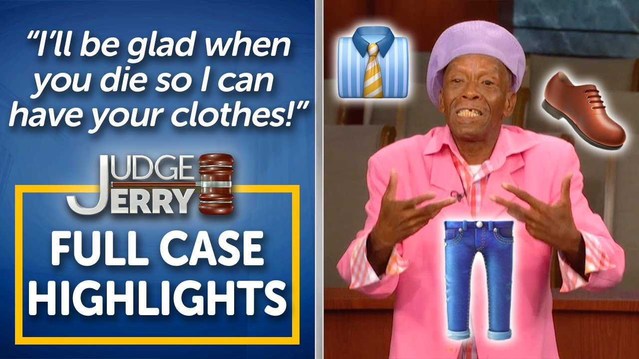 Looking This Good...Isn't Free! | Judge Jerry