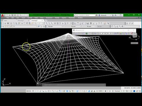 Flying Mast Tent Designs Mpanel 21 Update Youtube
