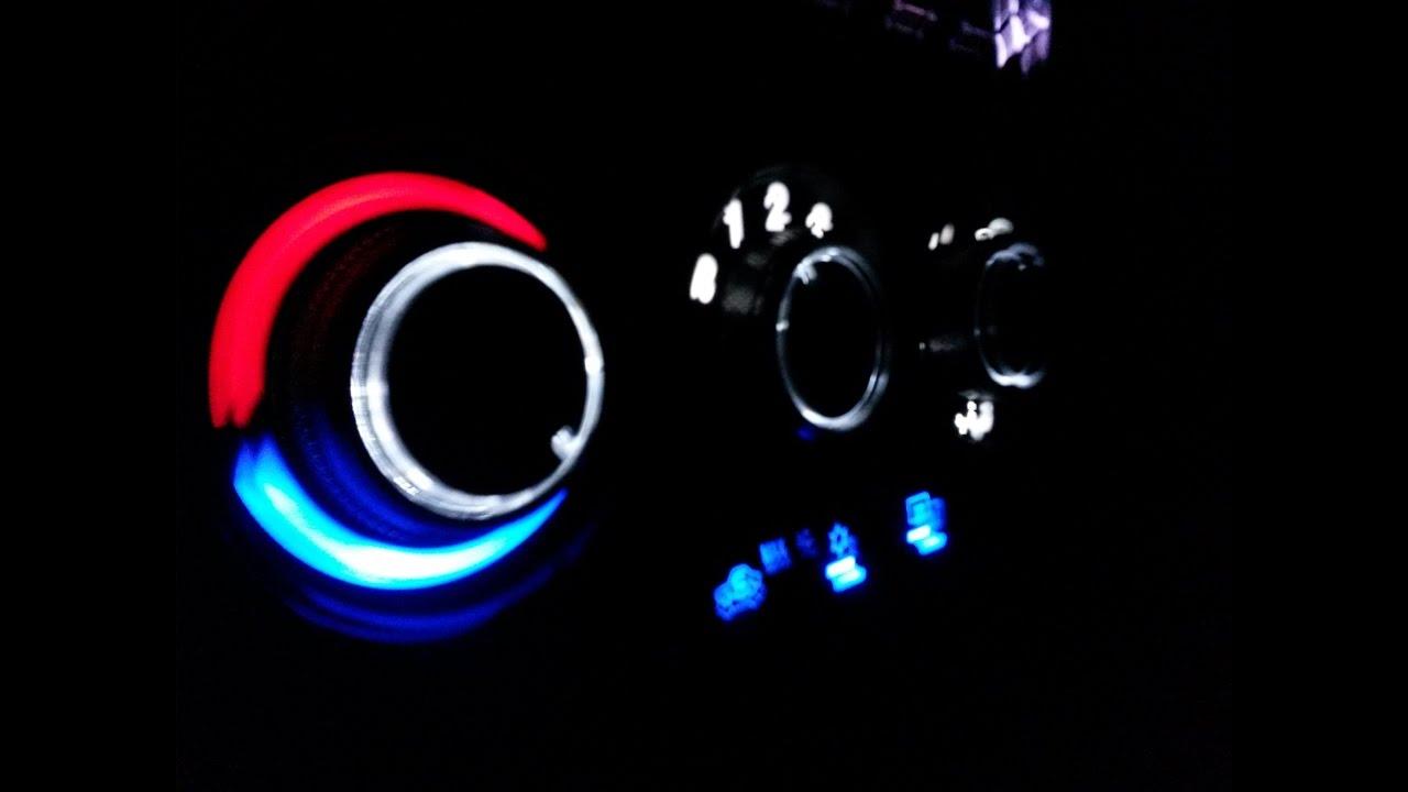 Ledowe Podświetlenie Wnętrza Opel Astra G
