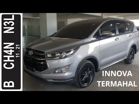 In Depth Tour Toyota Innova Venturer Diesel A/T [AN140] - Indonesia
