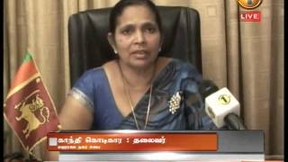 Newsfirst Prime time 8PM  Shakthi TV news 05th August 2014