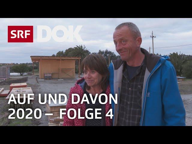 Schweizer Auswanderer | Uruguay, Kanada, Norddeutschland | Auf und davon 2020 (4/7) | Doku | SRF DOK