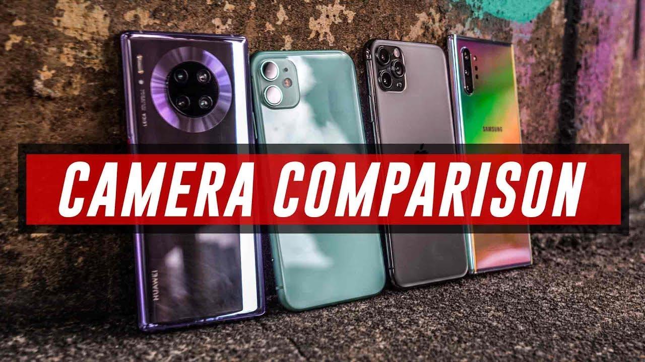 Photo of iPhone 11 Pro Max vs Mate 30 Pro vs Note 10+ vs iPhone 11 | Camera Comparison – شركة ابل