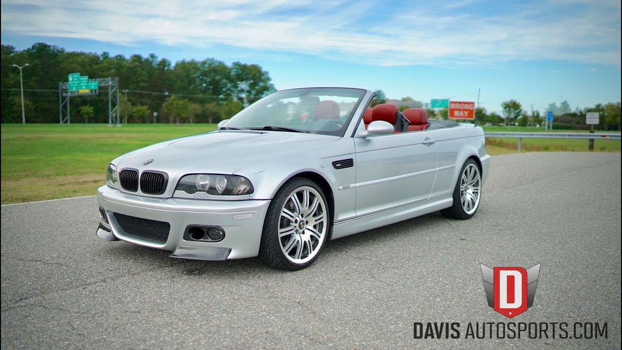 davis autosports 2006 bmw m3 for sale imola red int 6. Black Bedroom Furniture Sets. Home Design Ideas
