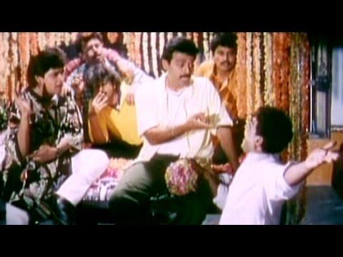 Premante Idera Movie || Venkatesh Irritating His Friend Comedy Scene || Shalimar Movies