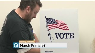 California Considers Moving Up Presidential Primary To March
