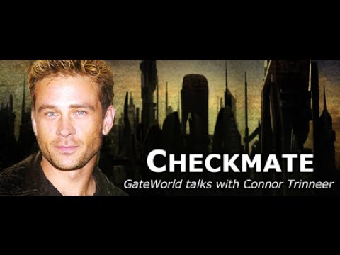 Checkmate  with Connor Trinneer