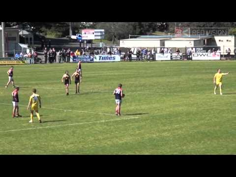 Mt Eliza kick after siren to win Grand Final