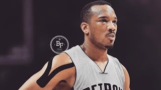 Breaking down how avery bradley fits with pistons - welcome to motor city!