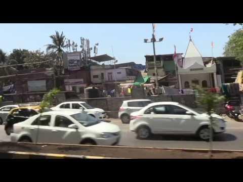 PROBUS 19 DAY INDIA TOUR - 26 - MUMBAI - DAY ONE