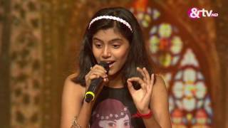 Asmi, Ankita and Tiyasa - The Battles - Episode 12 - August 28, 2016 - The Voice India Kids