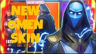 *NEW* OMEN SKIN GAMEPLAY