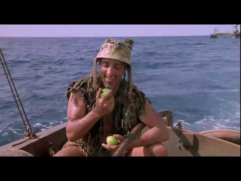 Решение 2-х проблем за один раз ... отрывок из фильма (Водный Мир/WaterWorld)1995