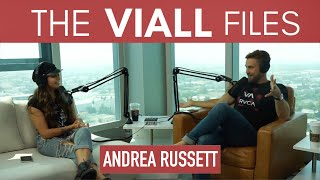Viall Files Episode 36: Sticky Situationships with Andrea Russett