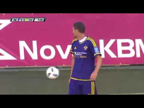 Europa League - NK Maribor (SLO) vs Levski Sofia (BUL) 14/07/2016 Full