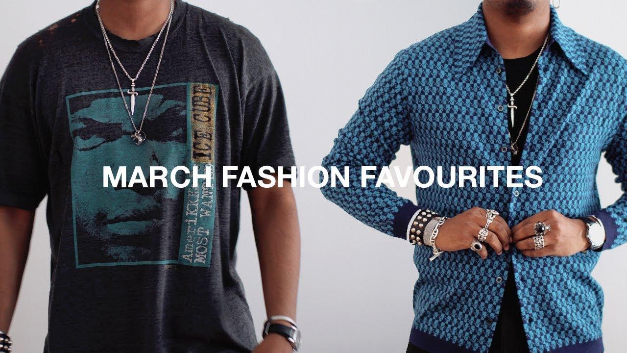 4b22e6759417 March Fashion Favourites