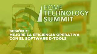 Sesión 3: Mejore la eficiencia operativa con el software D-Tools