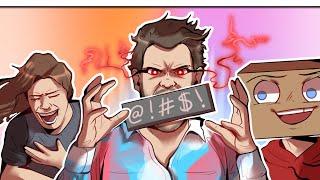 When Jokes In Rainbow 6 Siege Go Too Far - R6S Funny Moments