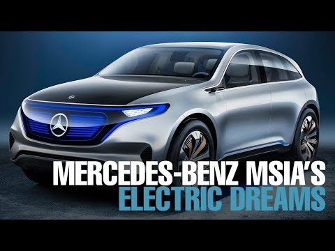 NEWS: Mercedes-Benz Malaysia's electric dreams