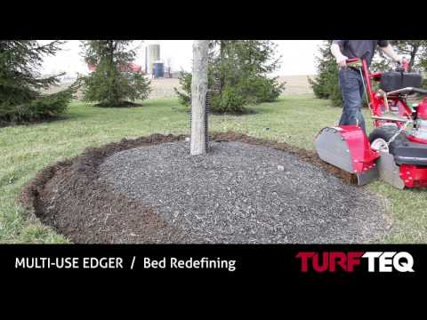 Bed Edging - TURF TEQ Commercial Edger