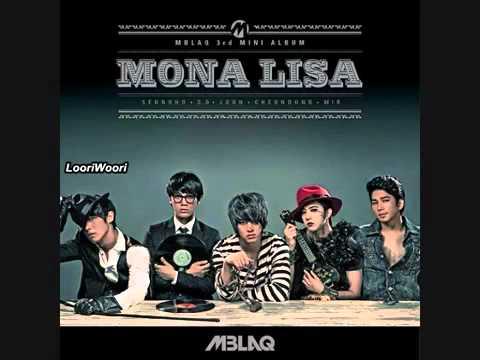 MBLAQ - Ojos Frios