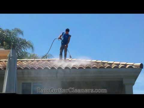 Rain Gutter Cleaning Rolando Park