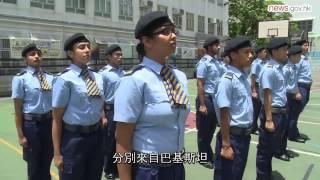 民安少年團氣象一新 (10.8.2014)