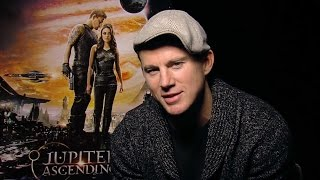 Jupiter Ascending - Fan Questions with Channing Tatum: Favorite Scene