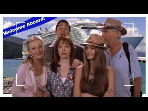 "Royal Caribbean's ""Royal Reunion"" starring James Brolin - CruiseGuy.com"